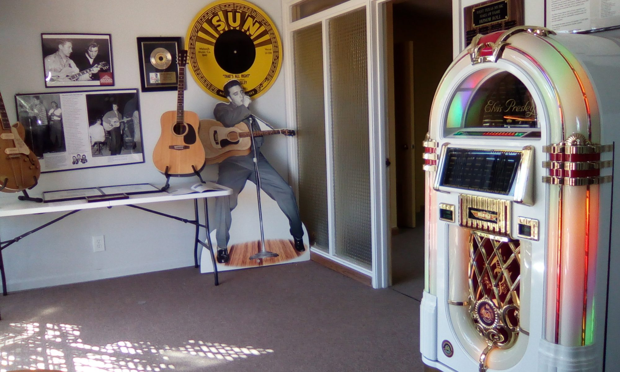 west texas music hall of fame museum